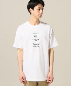 ジャニ―ズJr.チャンネルで松村北斗くん着用の私服Tシャツ・EDIFICE エディフィス LES CINQ LETTRES / SURREALISM Tシャツ