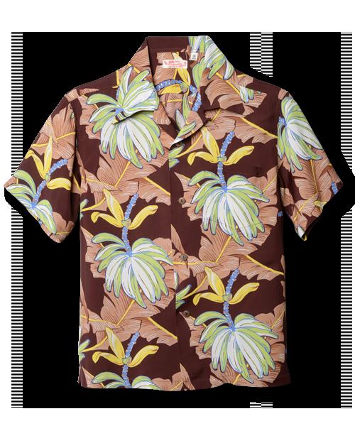 SUN SURVS嵐で相葉雅紀さん着用の衣装・SUNSURF(サンサーフ) 2014 Spring & Summer collection 「MAI'A」 PARADISE SPORTSWEAR