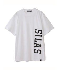 8/30放送VS嵐にて相葉雅紀さん着用の衣装 Tシャツ・SILAS TEE VERTICAL IVY LOGO