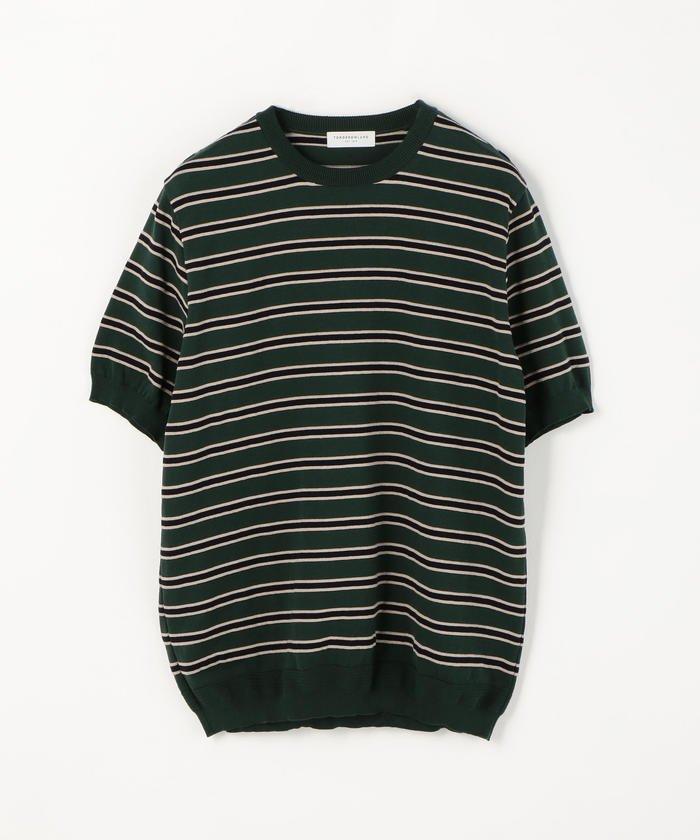 嵐にしやがれ 相葉雅紀さん着用の衣装・TOMORROWLAND MENS tricot 40/2レギーナ ニットTシャツ