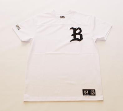 ヒルナンデスで有岡大貴さん着用の衣装・BB STARTER MESH KNIT SS WHITE