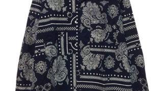 アウトデラックスにて辰巳雄大さん着用の衣装・YSTRDY'S TMRRW イエスタデイズトゥモロウ / BANDANA DREAMER SHIRT