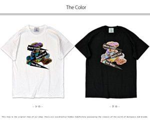 高橋優斗君の私服Tシャツ・KMK へっどふぉん