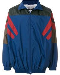 玉森裕太さん着用の私服ジャージ・BALENCIAGA バレンシアガ Bal Tracksuit Jacket