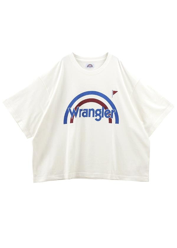 10/4放送のVS嵐で 相葉雅紀さん着用の衣装・Wrangler BIG TSHIRTS / Tシャツ