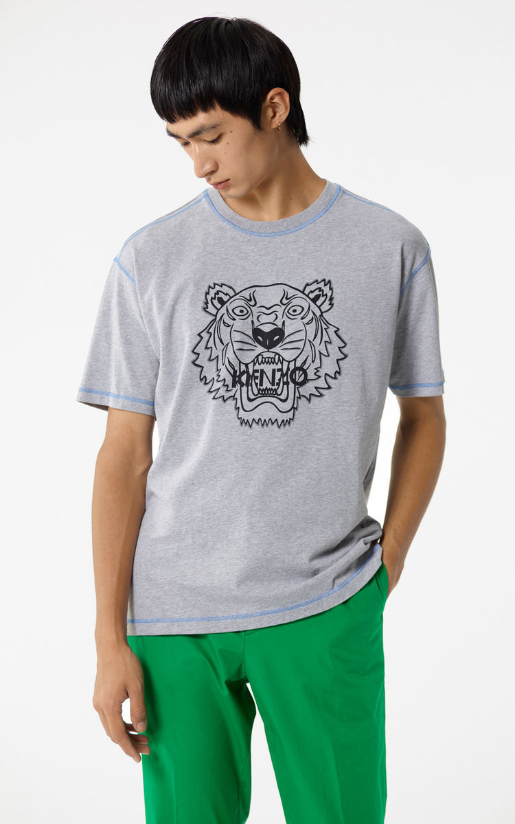 岩崎大昇君の私服Tシャツ・KENZO Tiger 18SS Shirt