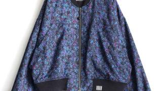 バゲット キンプリ 岩橋玄樹くんの衣装 SHAREEF(シャリーフ)の「COLOR CAMOUFLAGE RIB BLOUSON