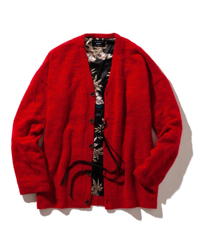 松本潤さん着用の衣装 VS嵐 10/11glamb グラム Floria big cardigan