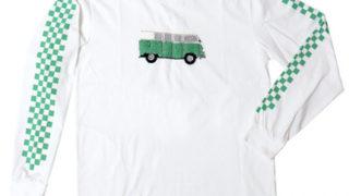 QLAP!11月号 岩橋玄樹くんの衣装・O.K. オーケー VW L/S TEE(手刺繍)