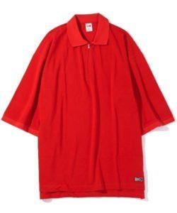 11/29 VS嵐 大野智 衣装 VOTE MAKE NEW CLOTHESコラボハーフジップビッグポロシャツ