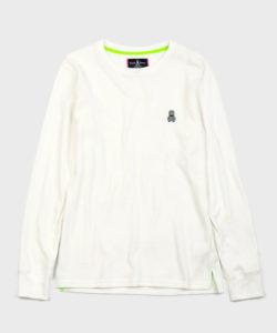 ドロ刑 中島健人 衣装 psycho bunny SPORTS LINE サーマル ロングTシャツ
