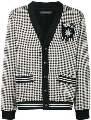 11/23 Mステ 伊野尾慧 衣装 カーディガン・CHRISTIAN PELLIZZARI houndstooth cardigan