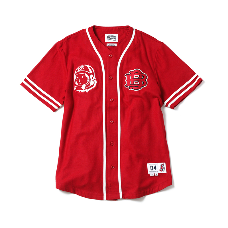 12/25 ヒルナンデス 有岡大貴 衣装 BILLIONAIRE BOYS CLUB BB MAJORS S/S JERSEY 18HOLIDAY