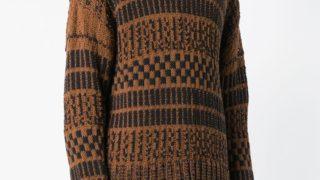 嵐にしやがれ 相葉雅紀 衣装 AMI ALEXANDRE MATTIUSSI クルーネック オーバーサイズ セーター