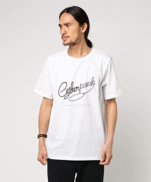 VS嵐 1/10 松本潤 衣装 Tシャツ NUMBER(N)INE T-SHRTS_CYBER PUNK