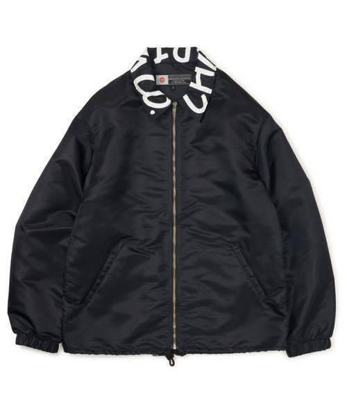VS嵐 1/24 大野智 衣装 CHARI&CO ZIP UP COACH JKT コーチジャケット