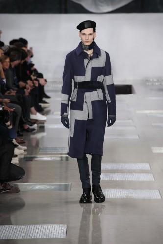玉森裕太 私服 コート Louis Vuitton 2016AW アナプラナ ウィンタートレンチコート