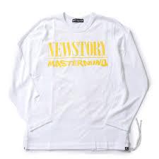 増田貴久 私服 Tシャツ EPCOTIA MASTERMIND NEWSTORY
