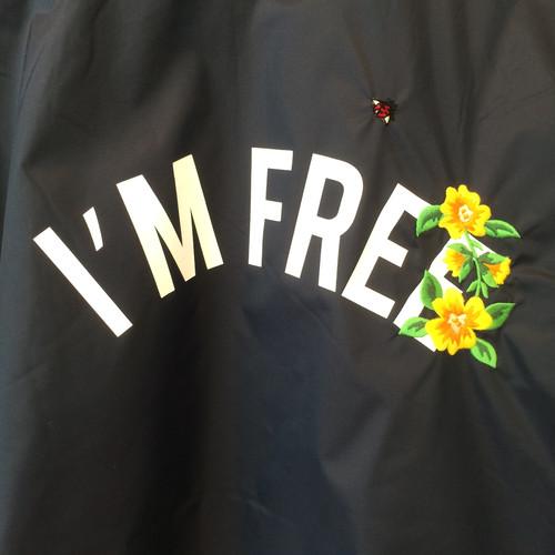 松本潤 VS嵐 2/28 衣装 weac クラフトジャケット 「 I'M FREE 」