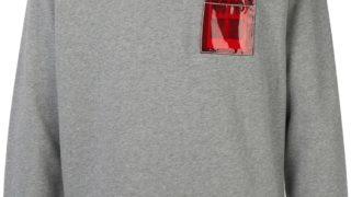 嵐にしやがれ 二宮和也 衣装 4/6 Nº21 スウェットシャツ