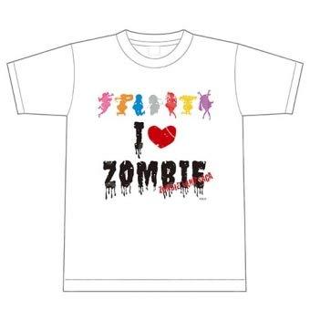 佐久間大介 私服 ゾンビランドサガ I LOVE ZOMBIE Tシャツ