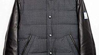 櫻井翔 嵐 私服 ブルゾン ジャケット MONCLER GAMME BLEU (モンクレールガムブルー) men's bomber jacket ANTRACITE