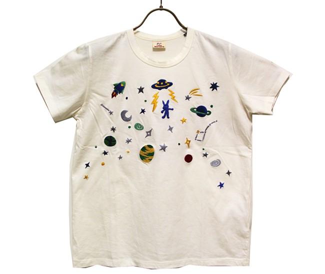ヒルナンデス 有岡大貴 衣装 宇宙柄 Tシャツ