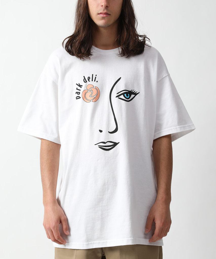 二宮和也 VS嵐 5/16 衣装 Tシャツ FREAK'S STORE Park Deli Funny Girl