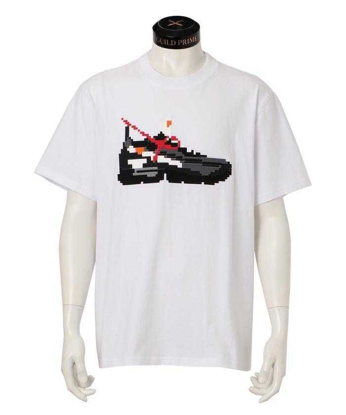 ヒルナンデス 有岡大貴 5/28 衣装 【8-BIT by MOSTLY HEARD RARELY SEEN】MEN Tシャツ -VIRGIL 3 TEE-