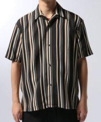 duet 山田涼介 衣装 ストライプシャツ