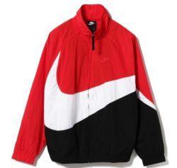 VS嵐 5/23 衣装 中島裕翔 NIKE AS M NSW HBR JKT WVN STMT (ナイキ HBR STMT ウーブン ジャケット) UNIVERSITY RED/WHITE/UNIVERSITY RED