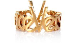 中島健人 私物 指輪 リング Versace