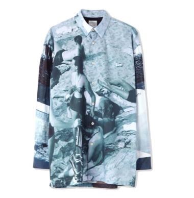 テレ東音楽祭 嵐 二宮和也 衣装 シャツ Paul Smith