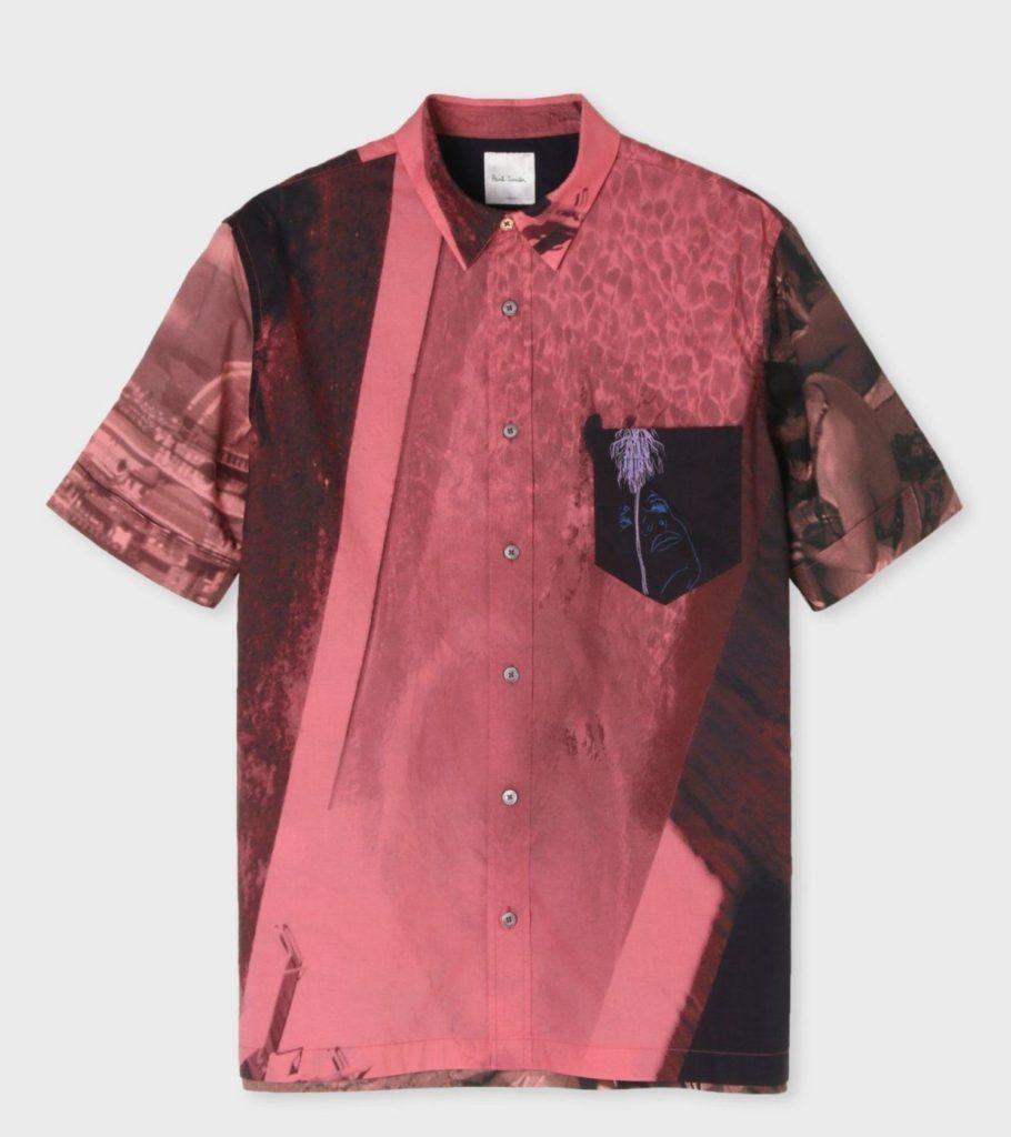 テレ東音楽祭 嵐 相葉雅紀 衣装 シャツ Paul Smith