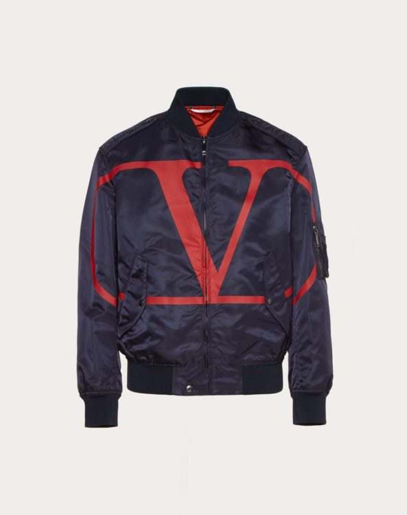 平野紫耀 音楽の日2019 衣装 ボンバージャケット Vロゴプリント