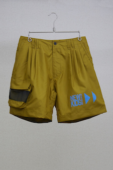 相葉雅紀 VS嵐 7/4 衣装 HUMIS HIGH-SPEC ADVENTURE 3-TUCK SHORTS