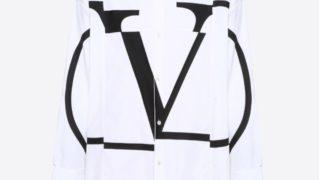 岸優太 衣装 音楽の日2019 ロゴ プリント オーバーサイズ シャツ