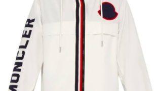 相葉雅紀 嵐にしやがれ 7/27 衣装 MONCLER MONTREAL フーデッド ジャケット