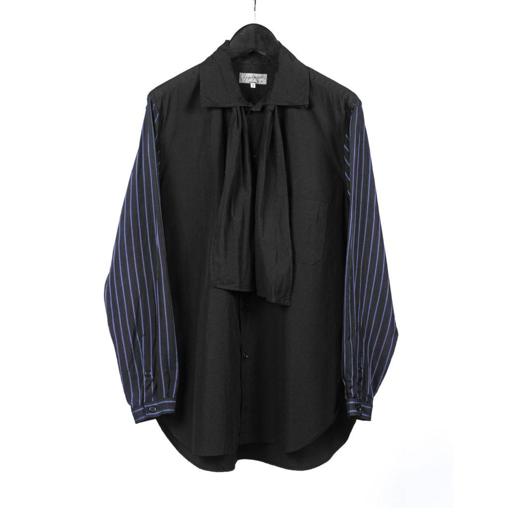 相葉雅紀 Mステ2時間SP 7/5 Yohji Yamamoto [HH-B06-800 / ストール付きシャツ洗い