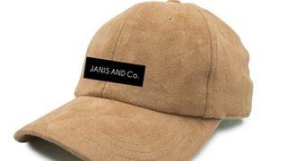 山田涼介 私服 私物 キャップ JANIS AND Co. JANIS CAP