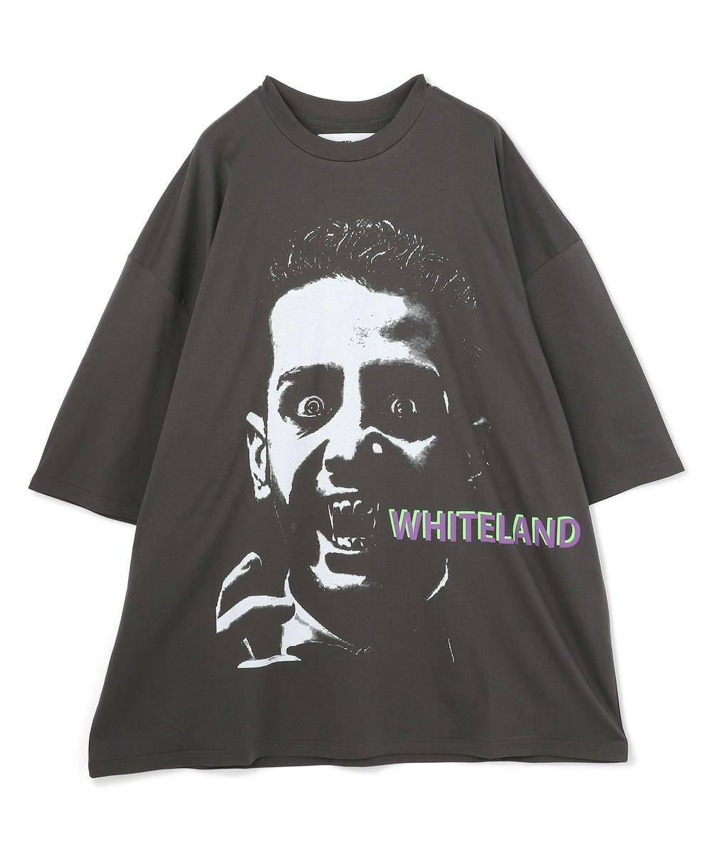 WHITELAND/ホワイトランド/VAMPIRE BIG TEE