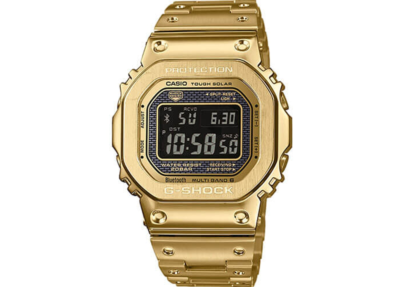 河合郁人 私物 時計 Casio G-Shock GMW-B5000GD-9