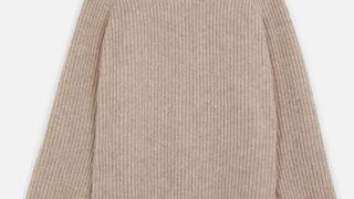 神宮寺勇太 with 衣装 ニット フィッシャーマンリブ ファンネルネック セーター
