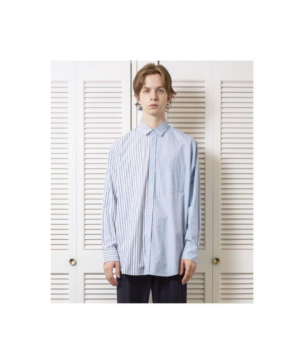 玉森裕太 キスマイ超BUSAIKU 衣装 FACTOTUM パターンコンビワイドシャツ