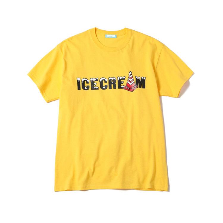 二宮和也 衣装 VS嵐 10/24 ICECREAM × YOPPI LOGO T-SHIRT