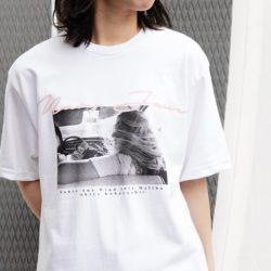 平野紫耀 私服 Tシャツ KOBAK AKIRA × WTW TEE