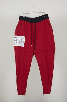 相葉雅紀 VS嵐 衣装 10/3 パンツ DEFORMATION 2-WAY JODHPURS PANTS