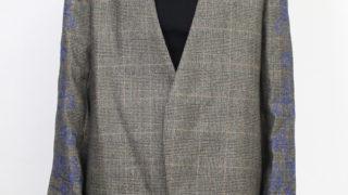 相葉雅紀 嵐にしやがれ 10/26 衣装 FIT MIHARA YASUHIRO 刺繍ジャケット