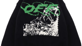 北山宏光 Mr.FRESH 衣装 Ruined Factory Knit Crewneck
