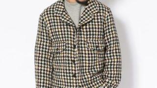 櫻井翔 嵐にしやがれ 11/16 衣装 bukht/ブフト/Tweed Jacket -Texmoda Fab/ツイードジャケット